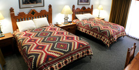 Grand Canyon Lodging - Double Room