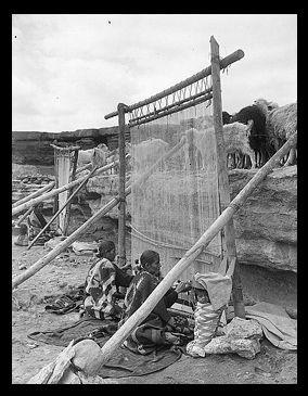 History Of Navajo Rugs Blankets