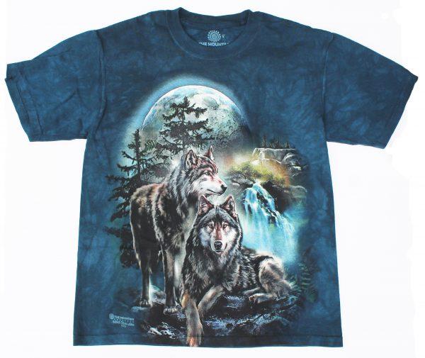 10-4978 - Wolf Lookout T-Shirt