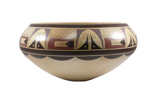 Stetson Setalla, Hopi Pottery