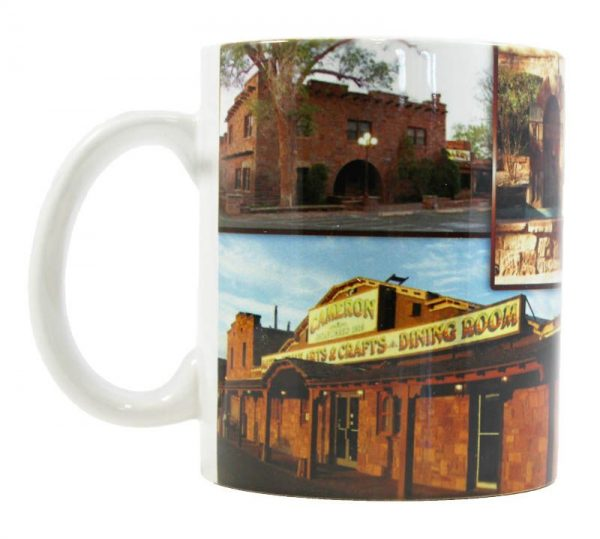 CTP History Mug From Old to New
