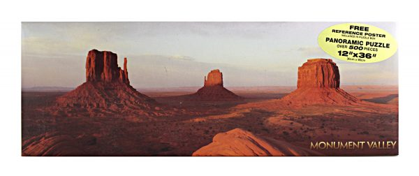 1418926S - Monument Valley Jigsaw Puzzle