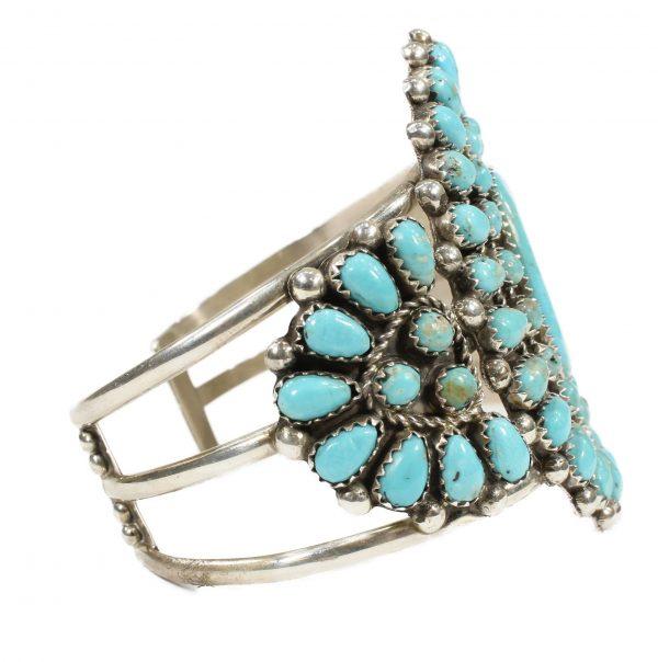 Fannie Begayc  Handmade Cluster Bracelet