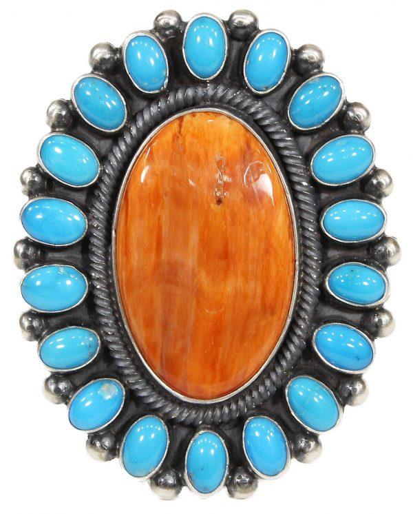 Ernest Roy Begay Navajo Ring