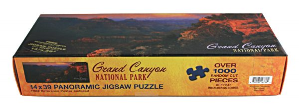 1918749S - Grand Canyon National Park Jigsaw Puzzle