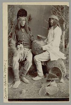 Vintage Apache Tus