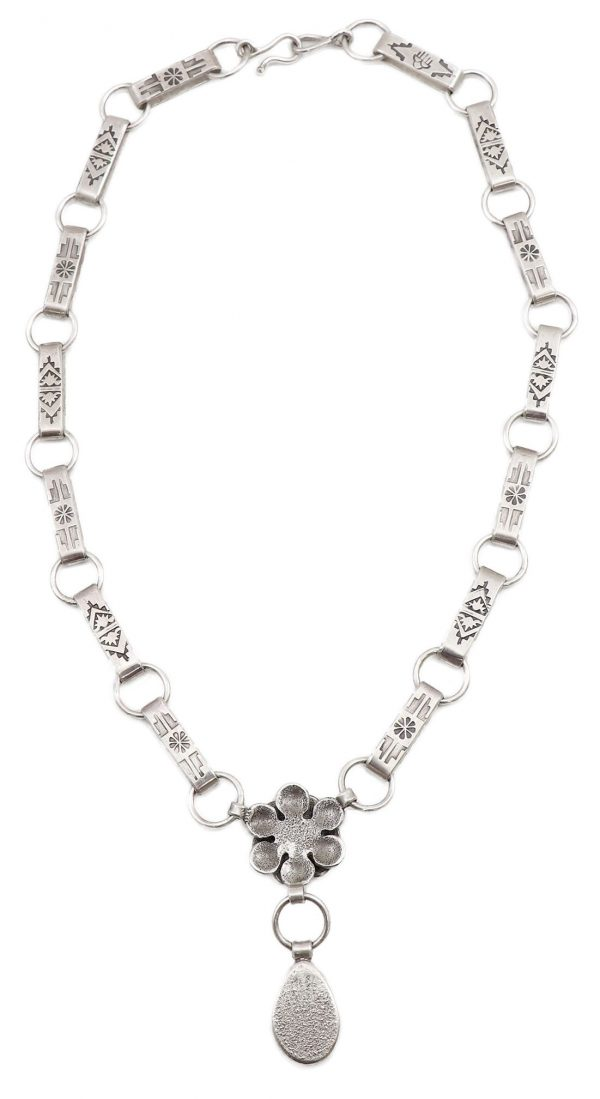 Joel Pajarito Santo Domingo Necklace