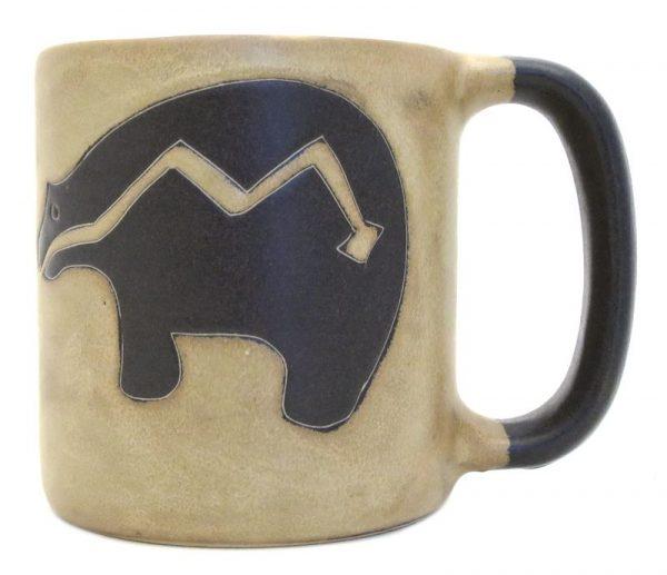 510Q7 - Mara Fetish Bear Mug