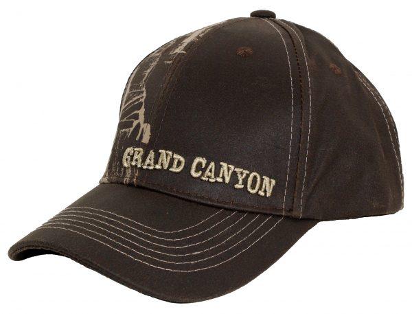 Oilskin Grand Canyon Cap