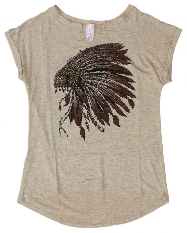 7005 - Battle Headdress Short Sleeve Shirt