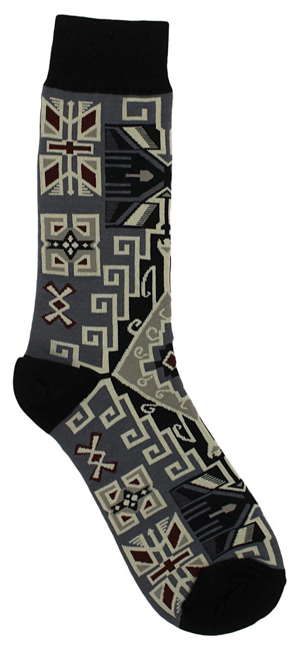 Two Grey Hills Socks