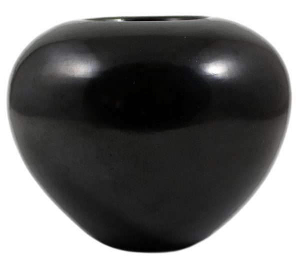 Maria Martinez Blackware Pottery