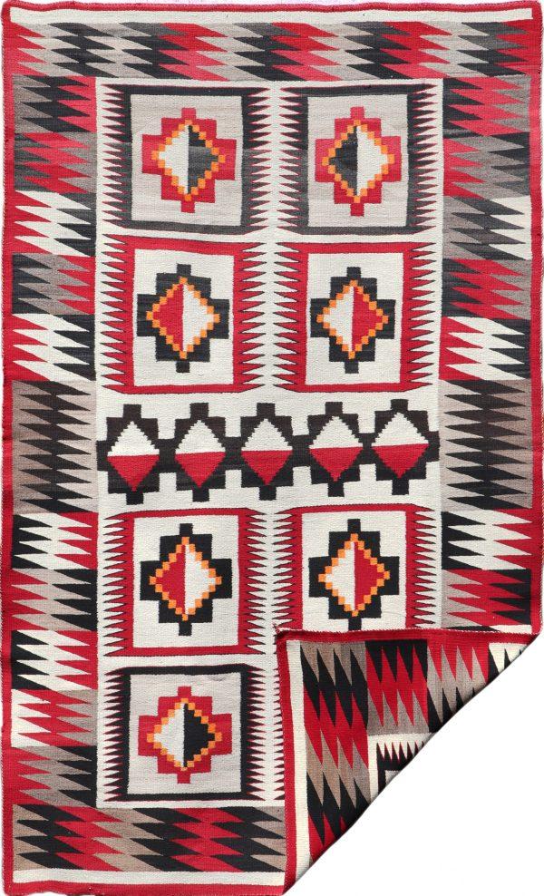 Red Mesa rug