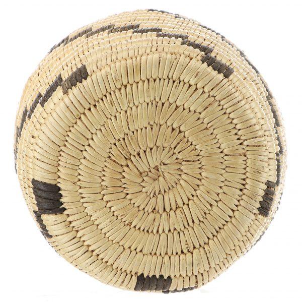 Antique Papago Basket Jar