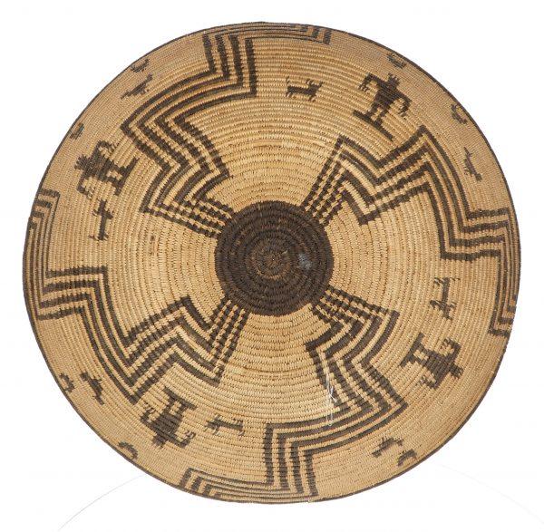 Antique Apache Tray