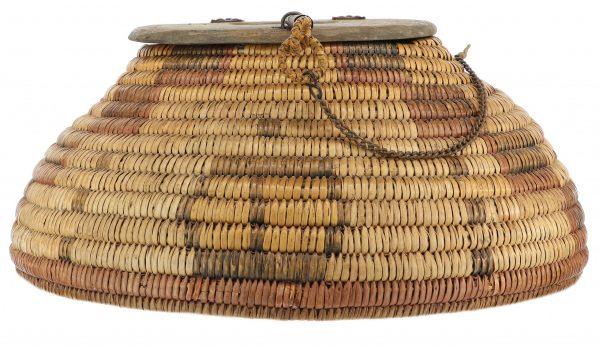 Jicarilla Apache Fishing Creel