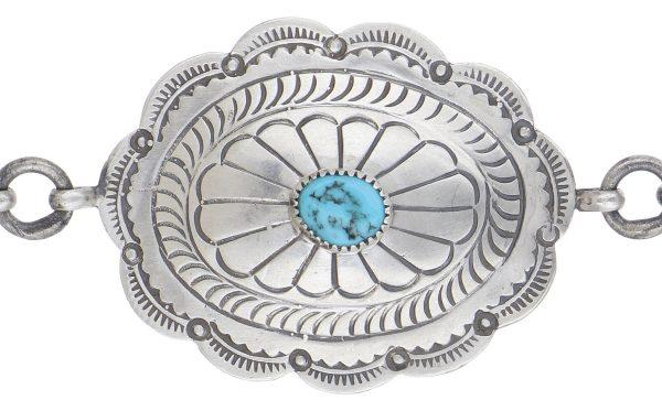 Navajo Concho Bracelet