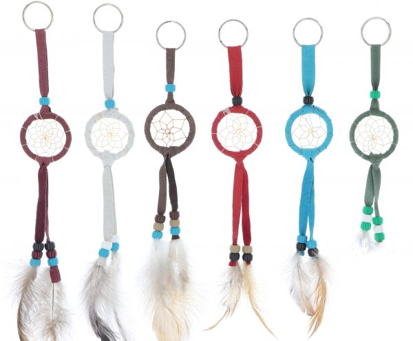 <p> Dreamcatcher Key chain<p> Available in Assorted Colors