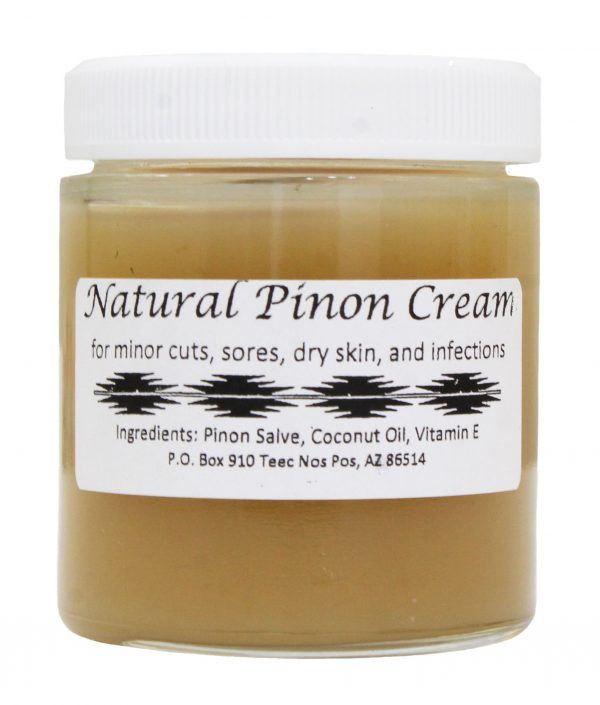 Natural Pinon Cream