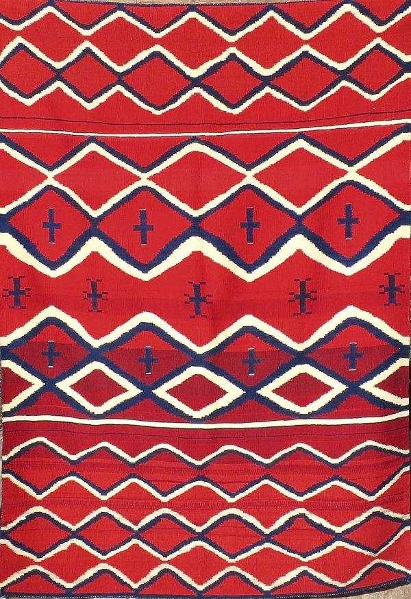 Navajo Classic Bayeta Serape