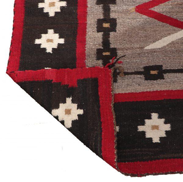 Navajo Handwoven Crystal Rug