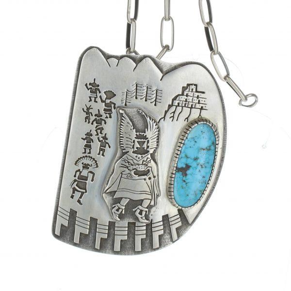 Hopi Overlay Necklace