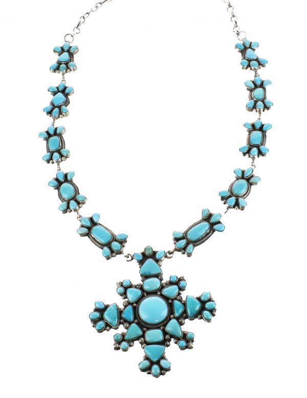 D. Ashley, Navajo Necklace