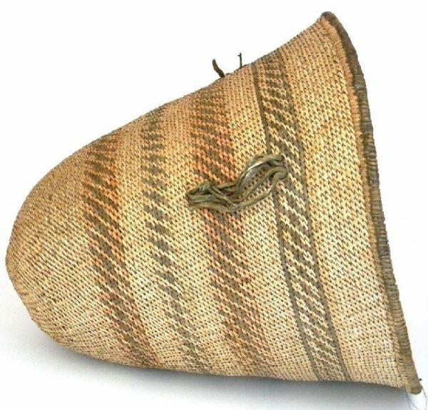 Apache Polychrome Burden Basket