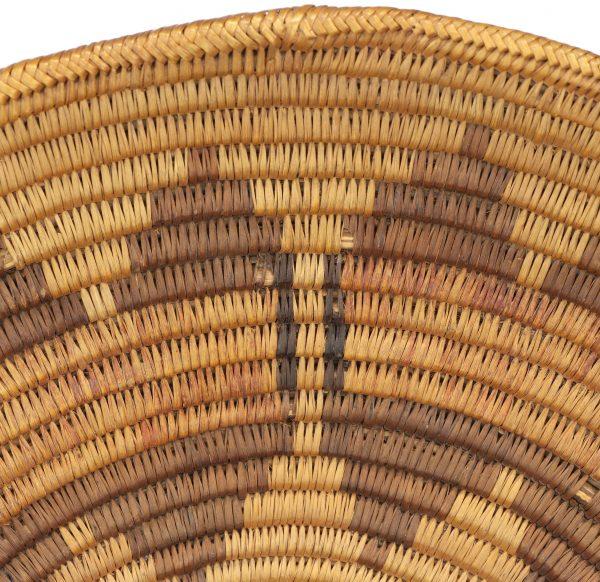 Antique Navajo Wedding  Basket