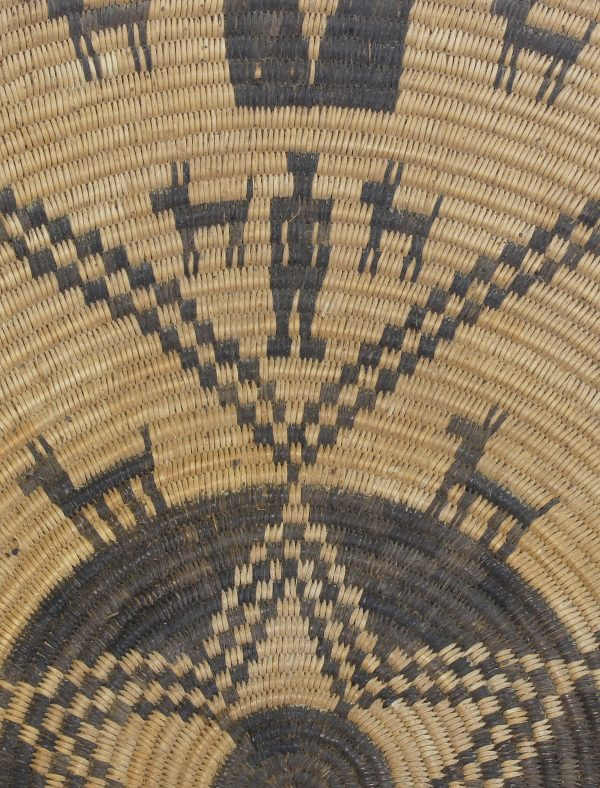 Yavapai Apache Basket