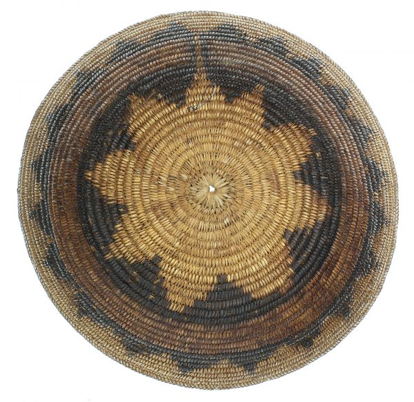 Navajo Wedding Basket Cameron Trading Post