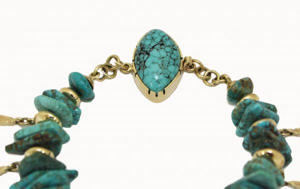 Donnie Supplee 14K Gold Bracelet