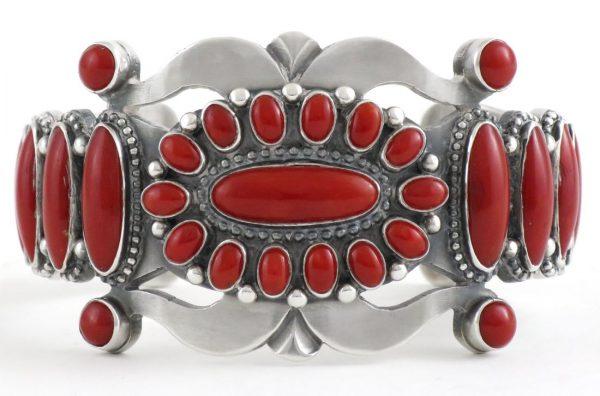 Navajo Bracelet by Ernest Begay- BR521