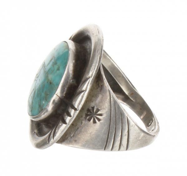 Old Pawn Navajo Ring