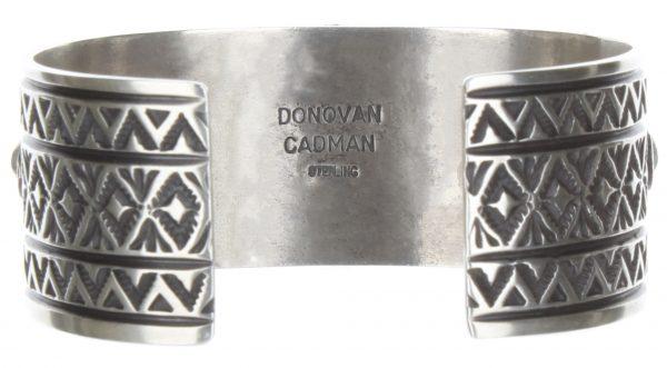 Donovan Cadman Navajo Bracelet
