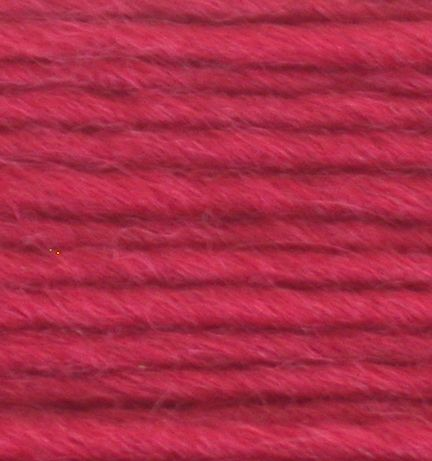 Wool Yarn-80 Blue Blood Red