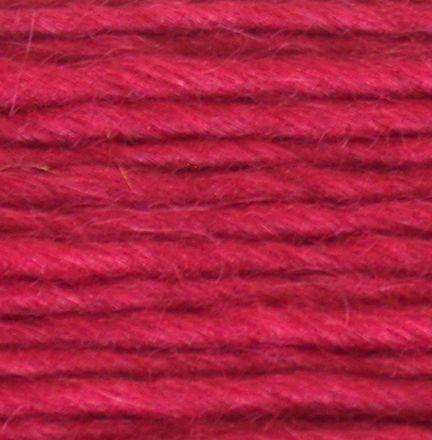 Wool Yarn-83 Raspberry