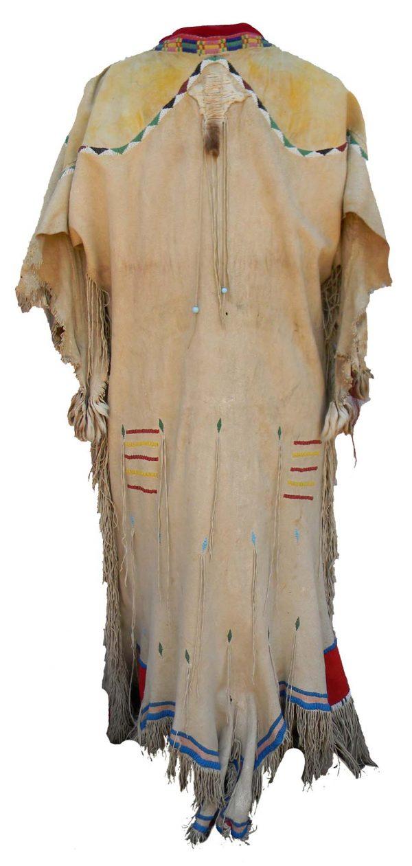 Yakima Beaded Deer Tail Dress