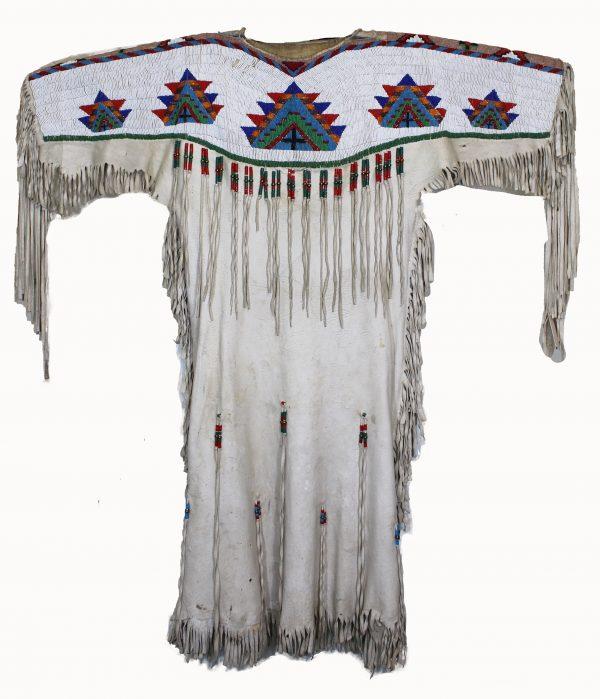 Vintage Nez Perce Dress