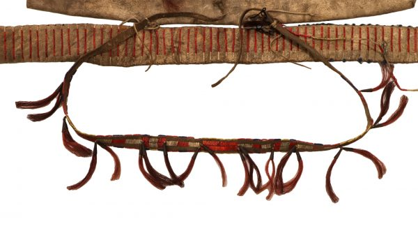 Sioux Bow case and Quiver