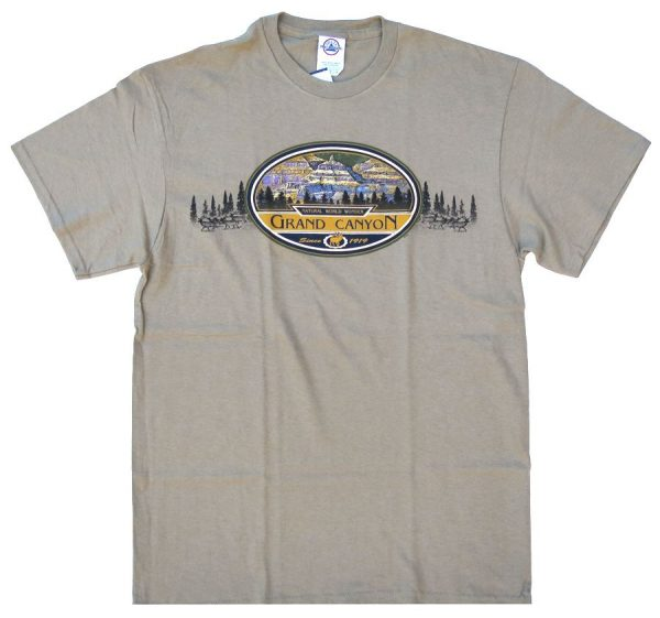 Cold Canyon GCNP T-shirt