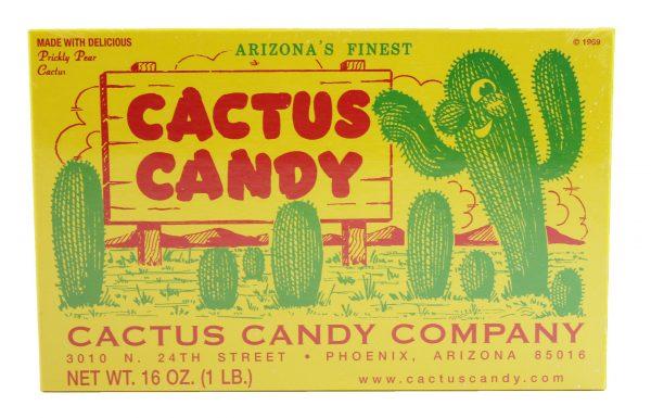 Arizona's Finest Cactus Candy