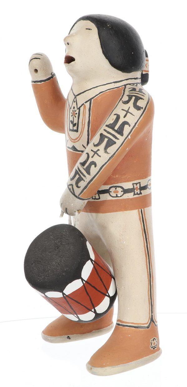 Antique Storyteller Pottery