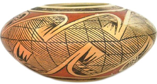 Fannie Nampeyo Pottery