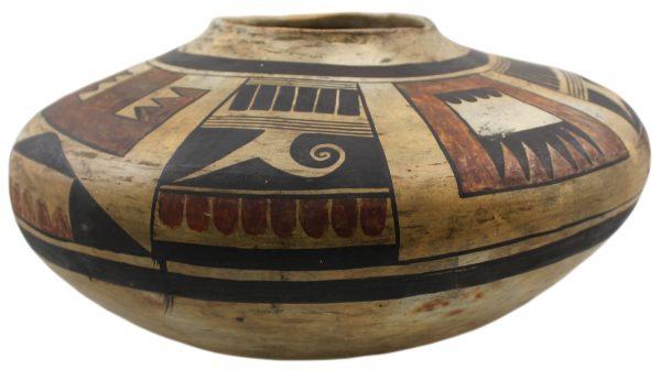 Nampeyo Hopi Polychrome Jar