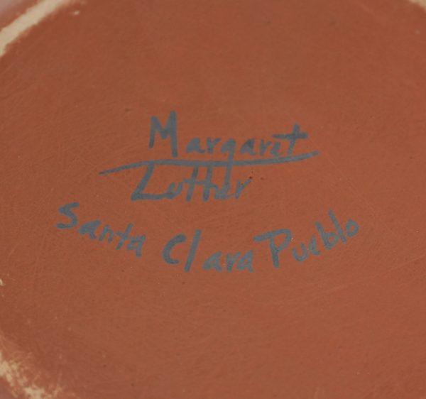 Margaret and Luther Gutierrez Santa Clara Pot
