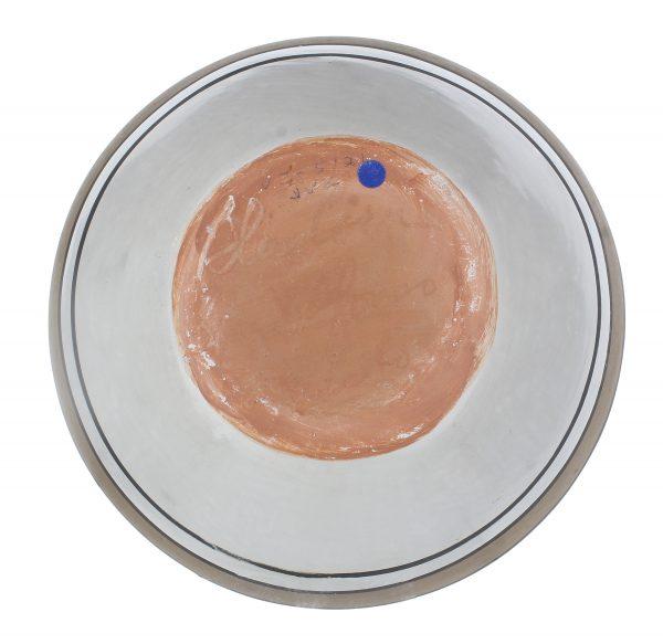 San Ildefonso Polychrome Pot