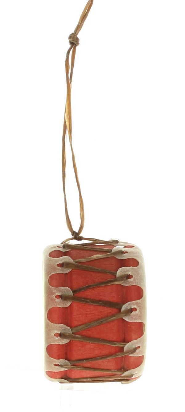 Holiday Drum Ornament