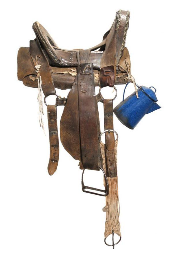 E624 - Navajo Buck Saddle