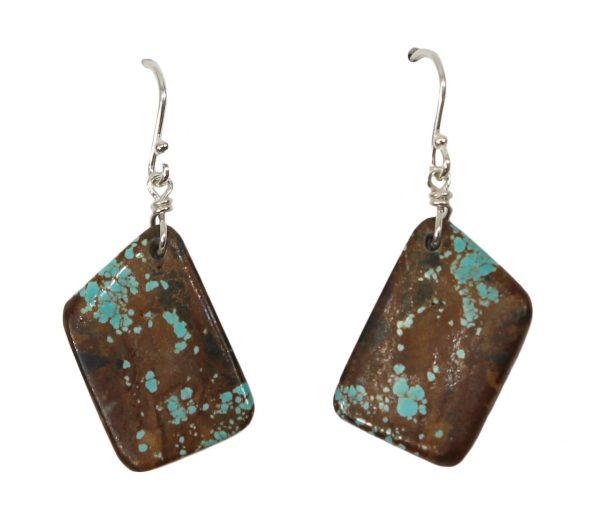 #8 Turquoise Earrings